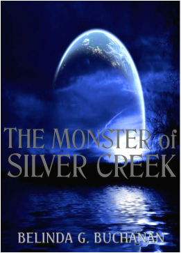 ebook cover for The Monster of Silver Creek by Belinda G. Buchanan